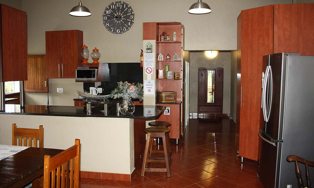 Guesthouse Kitchen